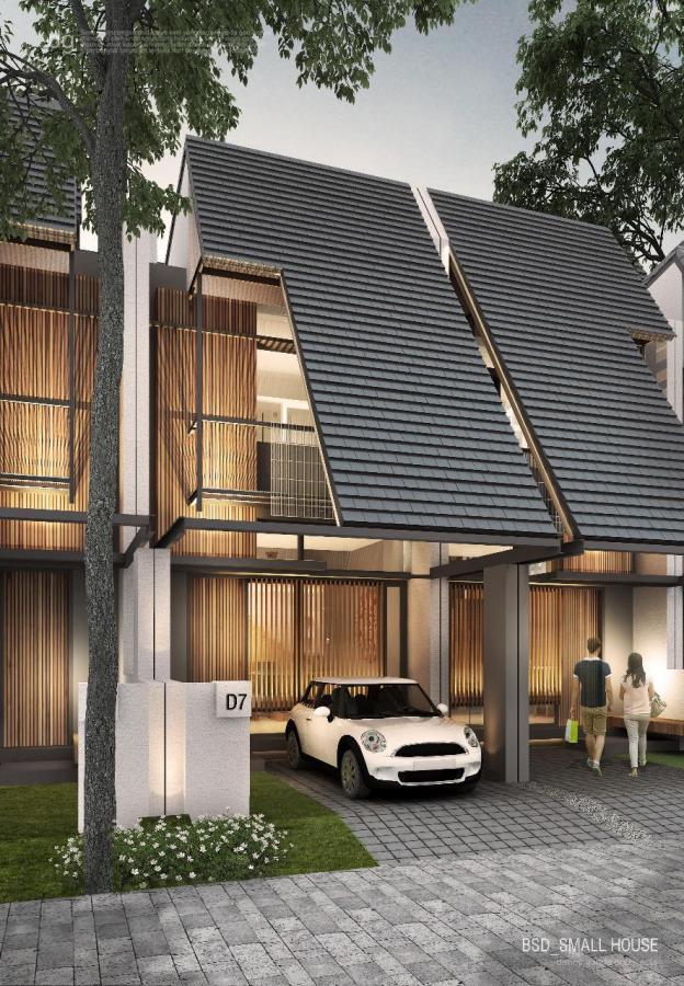 Dijual Rumah Full Furnish Fleekhauz BSD City: Di Jual Rumah di Lengkong Kulon, Kec. Pagedangan, KABUPATEN TANGERANG, BANTEN