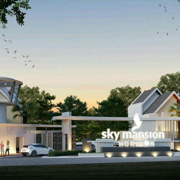 Dijual Murah Rumah Mewah Sky Mansion Horizon