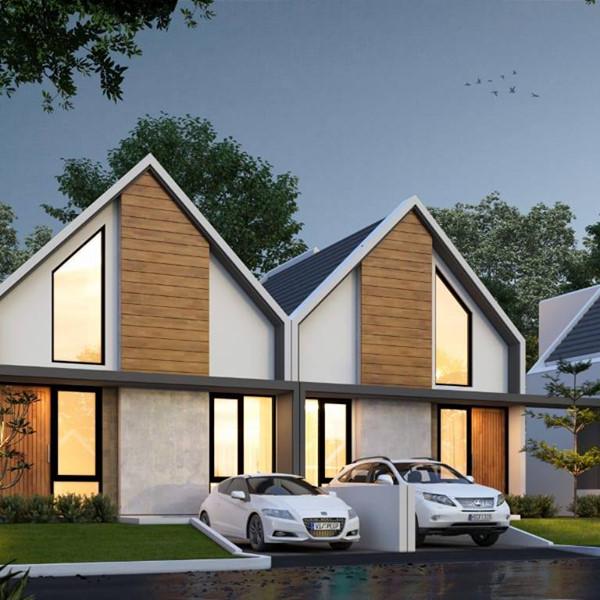 Dijual Murah Rumah Mewah Sky Mansion Horizon: di jual Rumah di Jalan Wates, Ngaliyan, KOTA SEMARANG, JAWA TENGAH