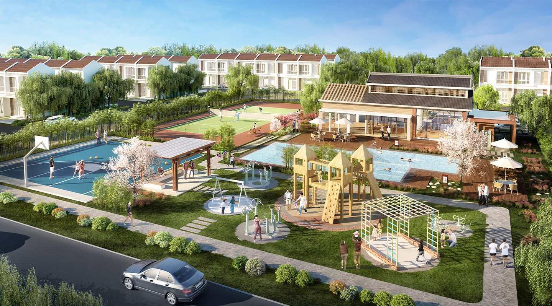 Perumahan Baru Kana Park BSA Land: di jual Rumah di Babat, Legok, KABUPATEN TANGERANG, BANTEN