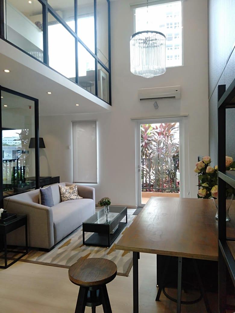 Apartemen Murah The Fritz University Town: di jual Apartemen di Jalan Raya Serpong, KOTA TANGERANG, BANTEN
