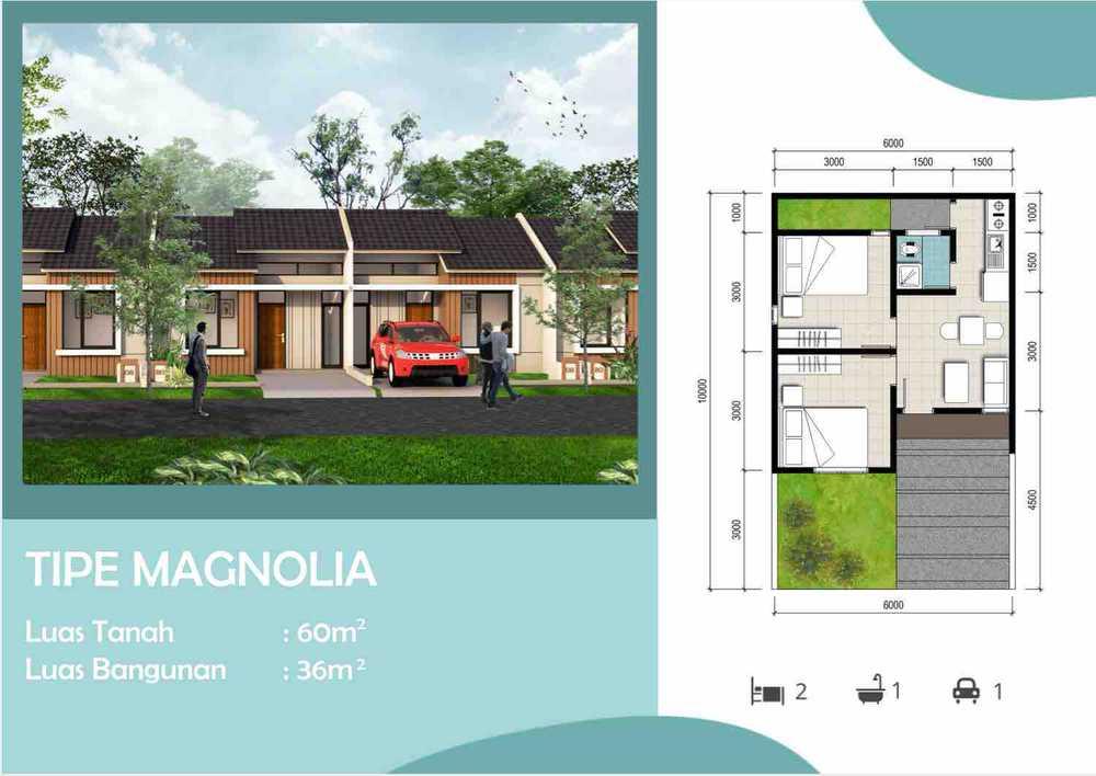 Rumah Harga Istimewa Permata Mutiara Maja: di jual Rumah di Jl. Boulevard Permata Mutiara, Curug Badak, Kec. Maja, KABUPATEN LEBAK, BANTEN